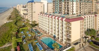 Grande Shores Ocean Resorts Condominiums - Myrtle Beach - Gebäude