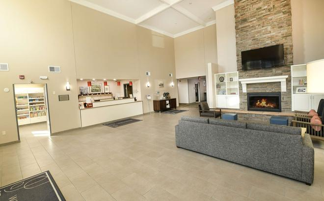 Country Inn & Suites by Radisson, Grand Forks, ND - Grand Forks - Lobby