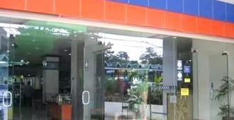 Ibay Zion Hotel - Thành phố Baguio - Hành lang