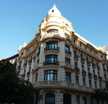 Sardinero Madrid - Μαδρίτη - Κτίριο