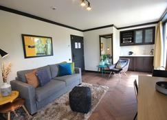 Getaway Studios Brussels Airport - Zaventem - Living room