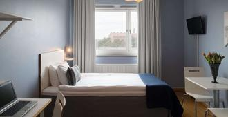 Forenom Aparthotel Stockholm Alvik - Stockholm - Bedroom