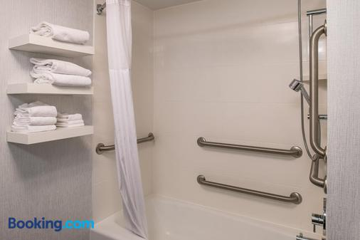 Hampton Inn - Ft. Lauderdale / Plantation - Plantation - Bathroom