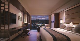 Shangri-La Mactan, Cebu - Cebu City - Bedroom
