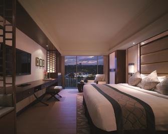 Shangri-La Mactan, Cebu - Себу - Спальня