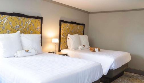 波林威爾森酒店 - 登高精品酒店會員 - 威斯維爾 - 維斯維爾 - 臥室