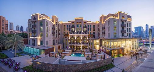 杜拜市區維達酒店 - 杜拜 - 杜拜 - 建築