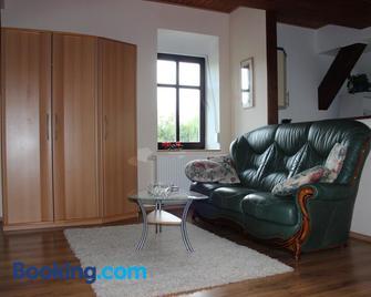 Ferienwohnung Prenzlau - Prenzlau - Wohnzimmer