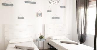Barbatuke Eco-homestel - מלאגה - חדר שינה
