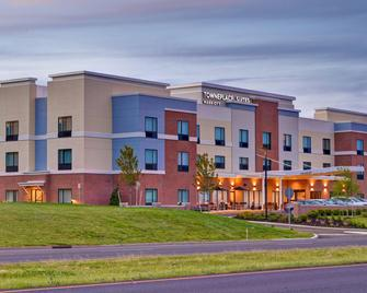 TownePlace Suites by Marriott Bridgewater Branchburg - Branchburg - Building