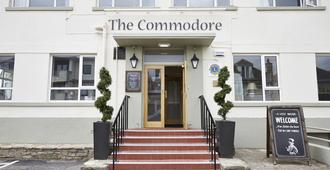 Commodore Hotel Bournemouth by Greene King Inns - Bournemouth - Toà nhà