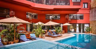 2ciels Boutique Hotel & Spa - Marrakech - Piscina