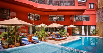 2ciels Boutique Hotel & Spa - Marrakesh - Pool