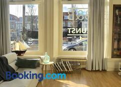 Guesthouse Uit De Kunst - Leeuwarden - Living room