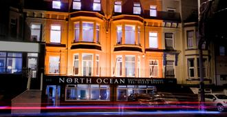 North Ocean Hotel - Blackpool - Edificio