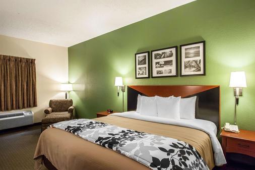 Sleep Inn & Suites Airport - Pearl - Phòng ngủ