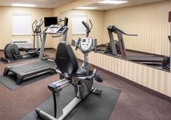 Sleep Inn & Suites Airport - Pearl - Gym