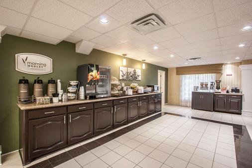 Sleep Inn & Suites Airport - Pearl - Buffet