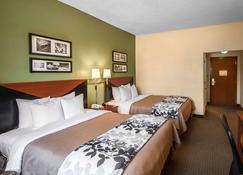 Sleep Inn & Suites - Pearl - Bedroom