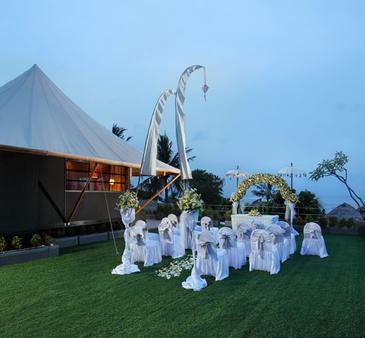 Bali Dynasty Resort - Kuta - Banquet hall