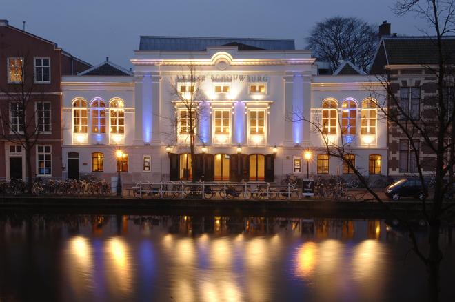 Golden Tulip Leiden Centre - Leiden - Rakennus