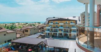 Hotel Venera Resort - Vityazevo - Gebouw