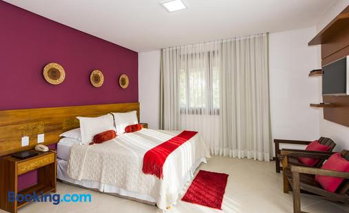 Pousada Passárgada - Morro de Sao Paulo - Bedroom
