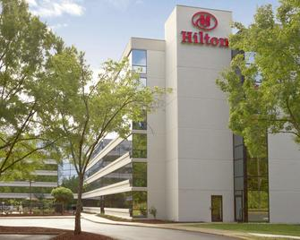 Hilton Durham near Duke University - Durham - Building