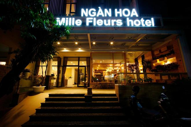 Mille Fleurs Hotel - Dalat - Building