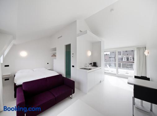 Zenden Design Hotel Maastricht - Μάαστριχτ - Κρεβατοκάμαρα