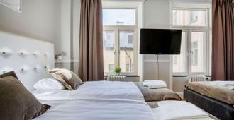 Hotell Göta Avenyn - גטבורג - חדר שינה