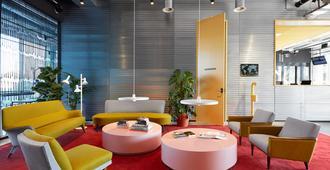 The Student Hotel Groningen - Groningen - Oleskelutila