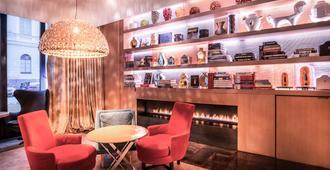 So Sofitel St Petersburg - St. Petersburg - Lounge