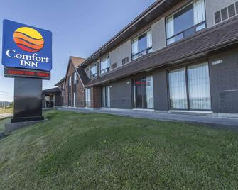 Comfort Inn - Corner Brook - Edificio