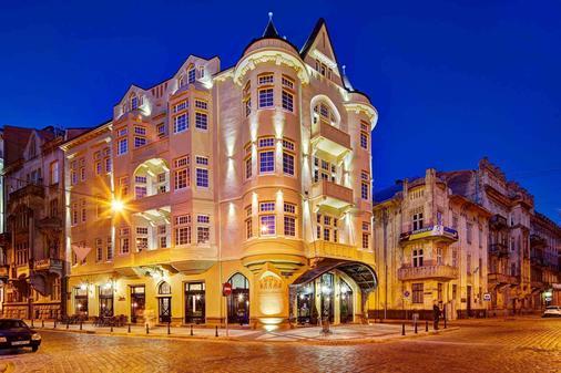 Hotel Atlas Deluxe - Lviv - Building