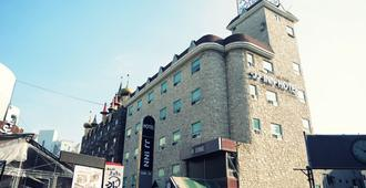 JJ Inn - Busan - Building