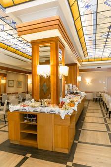 Best Western Hotel President - Rome - Buffet