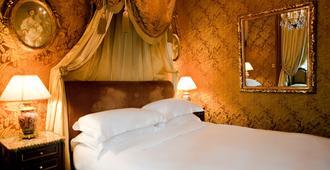 L'hotel - פריז - חדר שינה