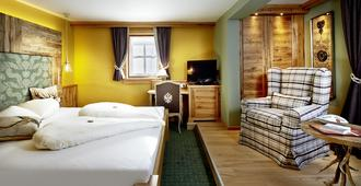 Romantikhotel Zell am See - Zell am See - Schlafzimmer