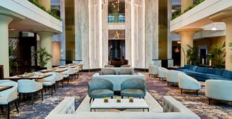 Atheneum Suite Hotel - דטרויט - לובי