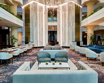 Atheneum Suite Hotel - Детройт - Лоббі