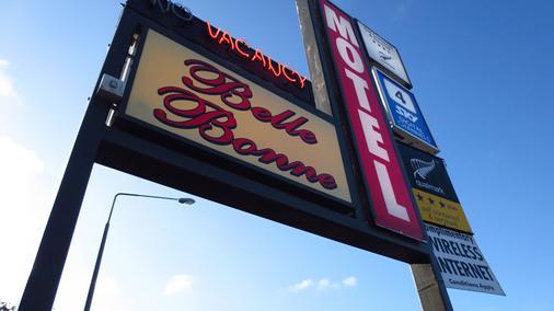 Belle Bonne Motel - Christchurch