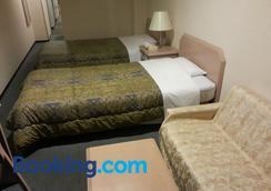 Hotel Hashimoto - Sapporo - Bedroom