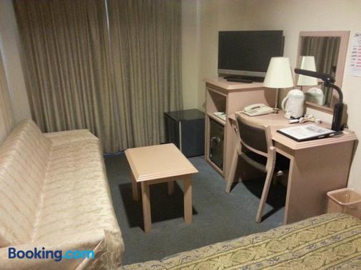 Hotel Hashimoto - Sapporo - Living room