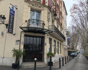 Best Western Seine West Hotel - Puteaux - Gebäude