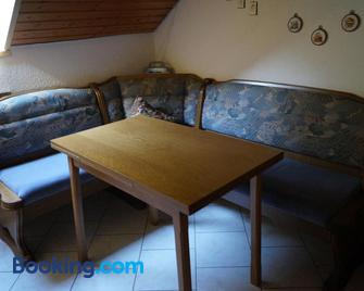 Haus Irmgard - Zell am Harmersbach - Living room