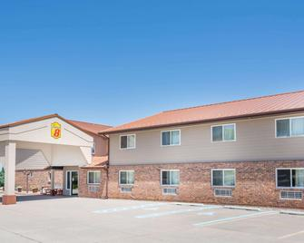 Super 8 by Wyndham Ogallala - Ogallala - Building