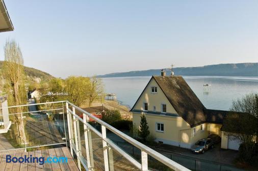 Bodenseehotel Immengarten - Bodman-Ludwigshafen - Balcony