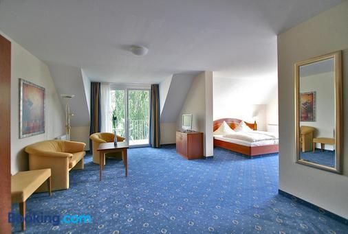 Bodenseehotel Immengarten - Bodman-Ludwigshafen - Bedroom