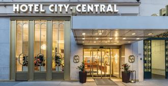 Hotel City Central - Wien - Rakennus